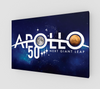 Apollo 50th Anniversary of Moon Landing Canvas Print