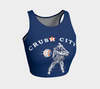 Crush City Athletic Crop Top