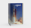 Apollo 11 50th Anniversary Spiral Notebook