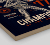 Crush City Champions Wall Art