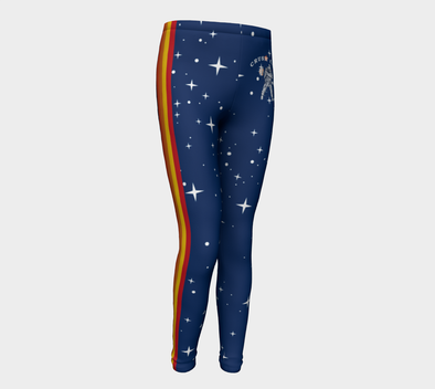 Crush City Youth Leggings