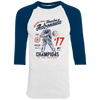Crush City Champions Colorblock Raglan Jersey