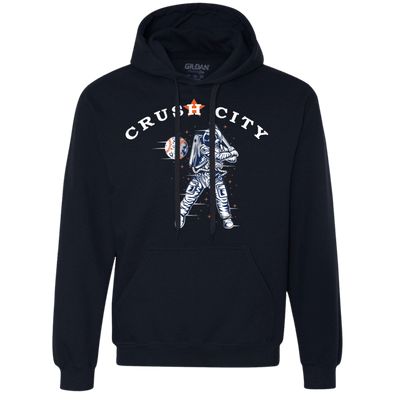 Crush City Heavyweight Pullover Fleece Sweatshirt