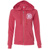 Ladies' French Terry Full Zip