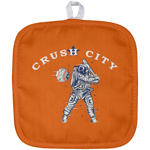 Crush City Pot Holder (orange)
