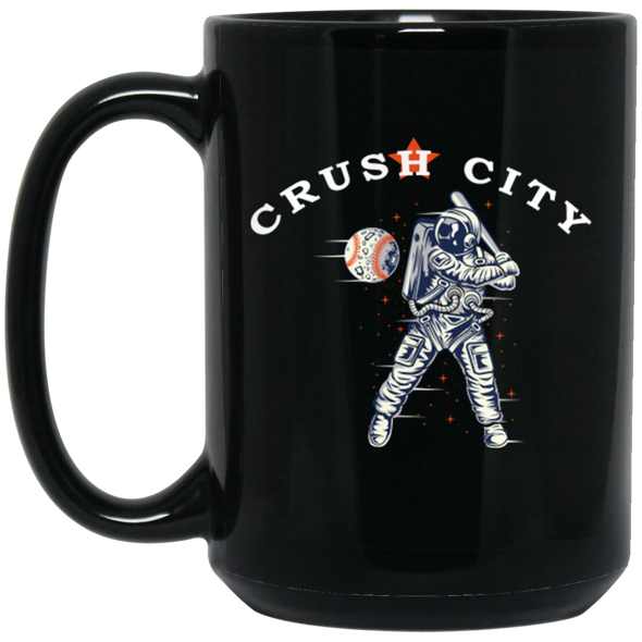 Crush City Astros 15 oz. Mug