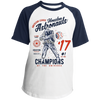 Crush City Champions Youth SS Colorblock Raglan Jersey