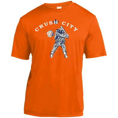 Crush City Youth Moisture-Wicking T-Shirt