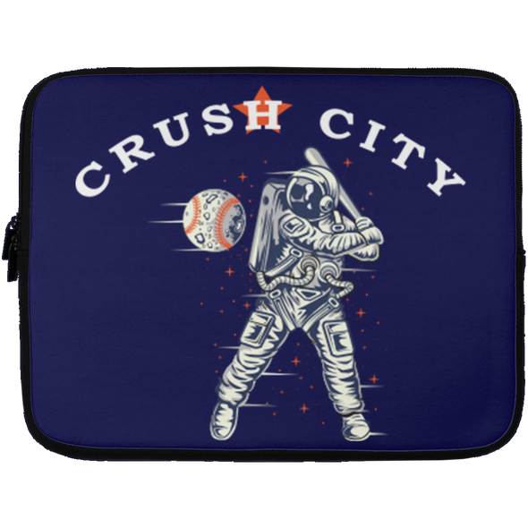 Crush City Astros Laptop Sleeve - 13 inch