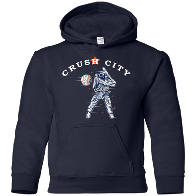 Crush City Youth Pullover Hoodie