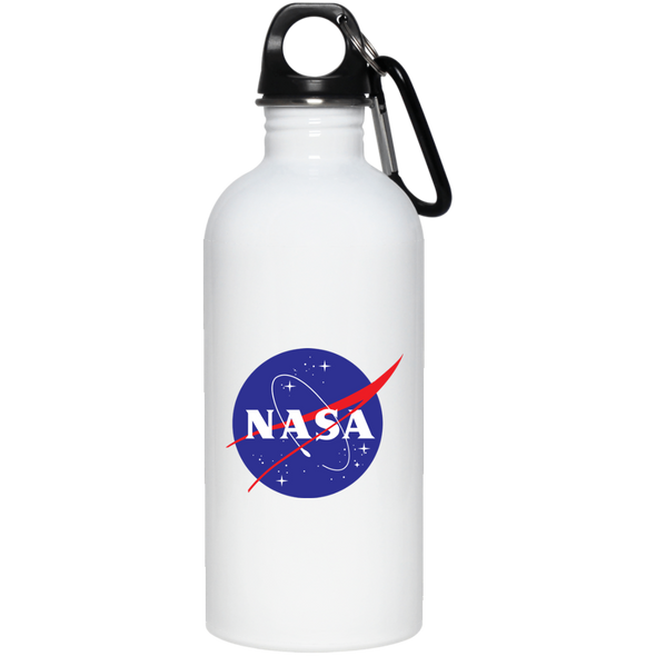 NASA 20 oz. Stainless Steel Water Bottle
