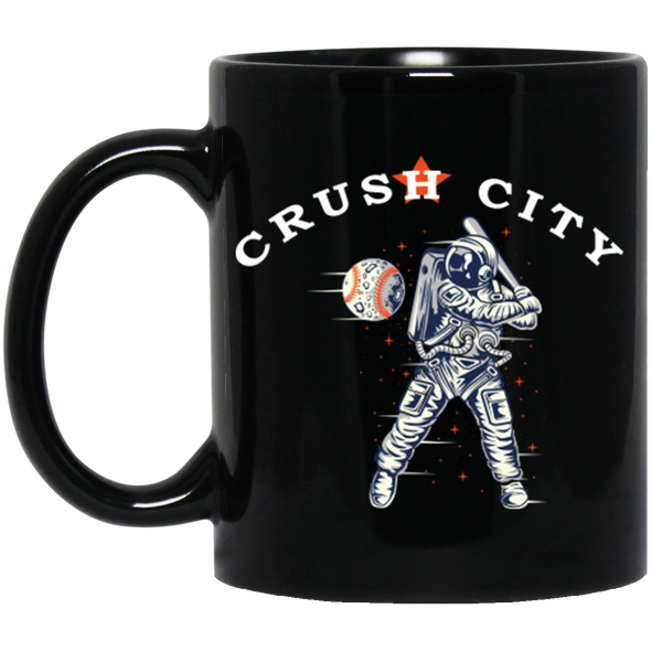 Crush City Astros 11 oz. Mug