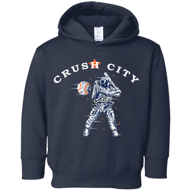 Crush City Toddler Fleece Hoodie