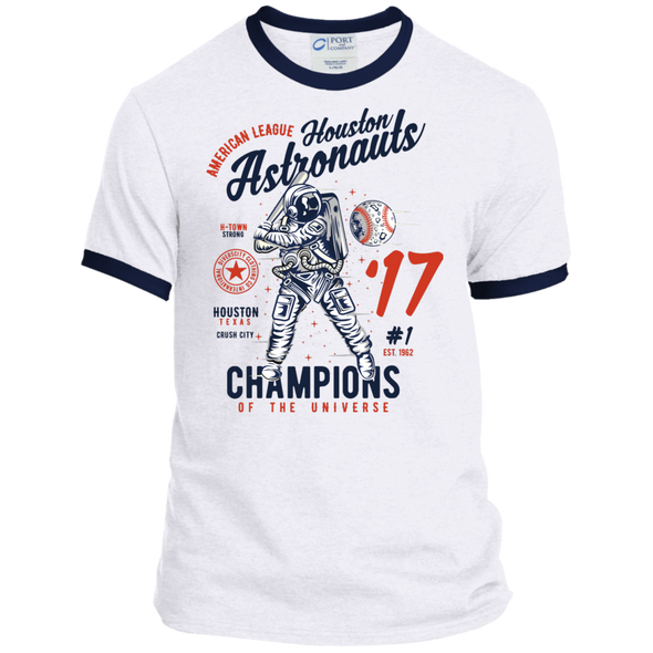 Champions of the Universe! Ringer Tee