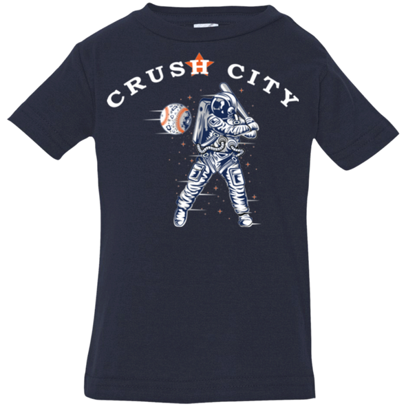 Crush City Infant Jersey T-Shirt