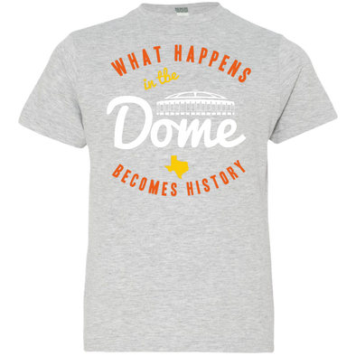 DOME History Youth Jersey T-Shirt