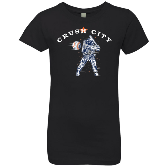Crush City Girls' Princess T-Shirt