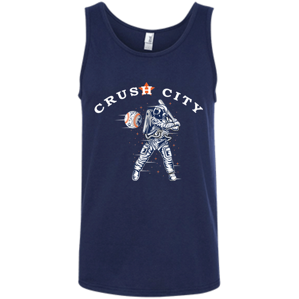 Crush City Mens Tank Top
