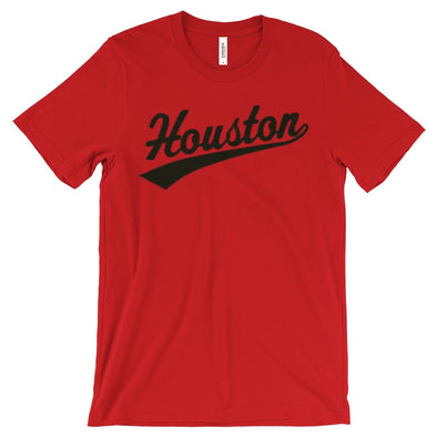 Forever Houston Men's Tee red/black