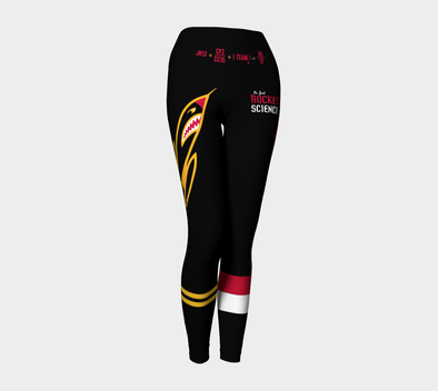 Its Just Rocket Science Yoga Leggings