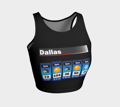 Dallas Weather Athletic Crop