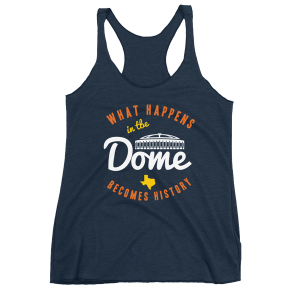DOME History Ladies Racerback Tank