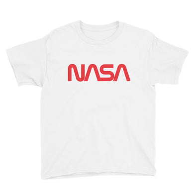 NASA Youth Short Sleeve T-Shirt