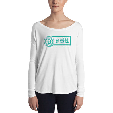 Brand For All Ladies' Long Sleeve Tee