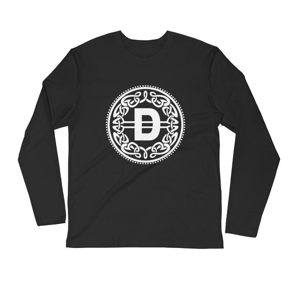 Diverscity Symbol Long Sleeve Fitted Crew