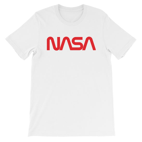 NASA Worm Unisex T-Shirt