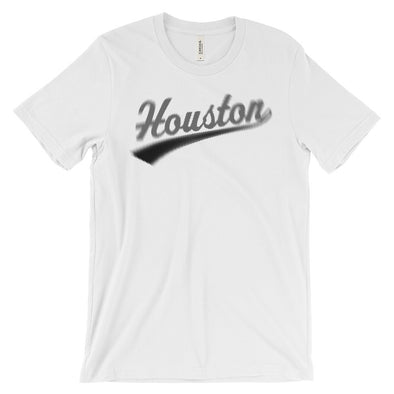 "Forever Houston ""Distorted"" Men's Tee"