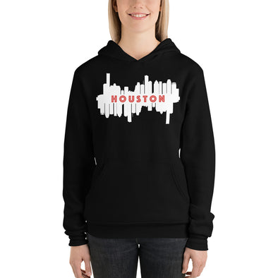 HTX City Views Unisex hoodie