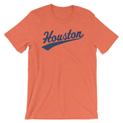 Forever Houston Classic heather orange/navy