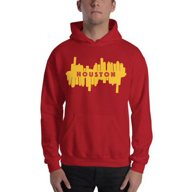 HTX City Views Hooded Sweatshirt