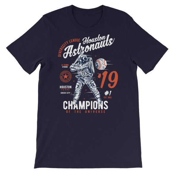 Champions of the Universe Unisex T-Shirt