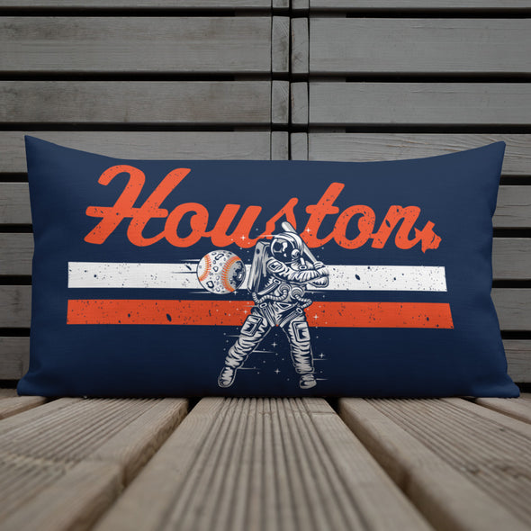 HTX Baseball Premium Pillow