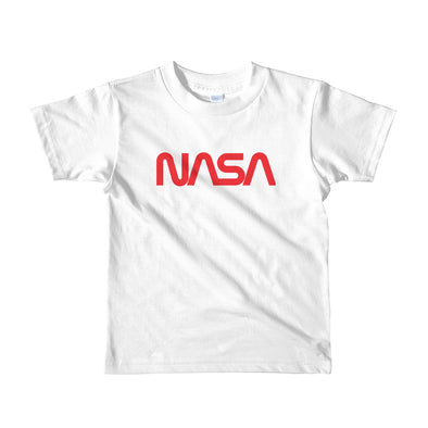 NASA Short Sleeve Kids T-shirt
