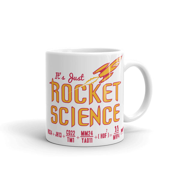 It's Just Rocket Science GOAT Mug
