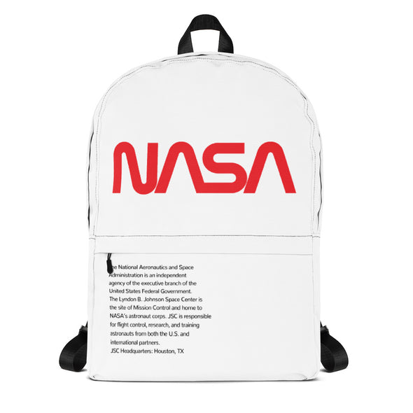 NASA JSC Backpack