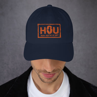 HOU World Order Dad hat