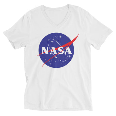 NASA V-Neck T-Shirt