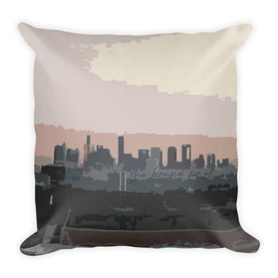 HTX Skyline Pillow