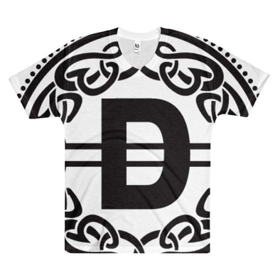 Diverscity Symbol Men's V-Neck T-Shirt