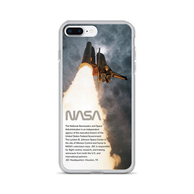 NASA STS-50 Columbia iPhone Case