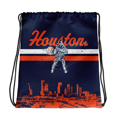 HTX Baseball Drawstring bag