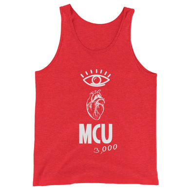 Eye Heart MCU 3,000 Men's Tank Top