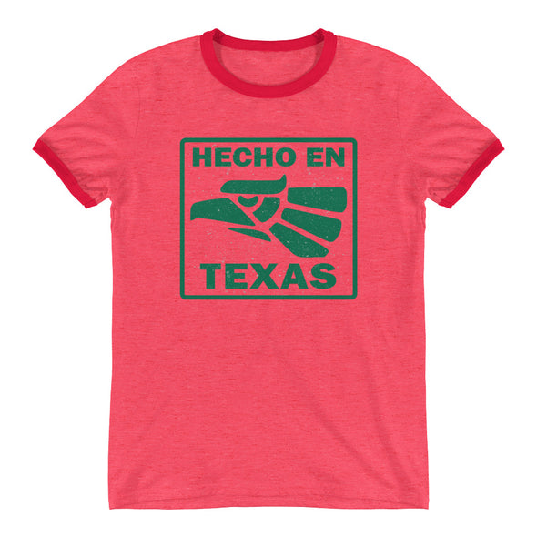 Hecho in Texas Ringer T-Shirt