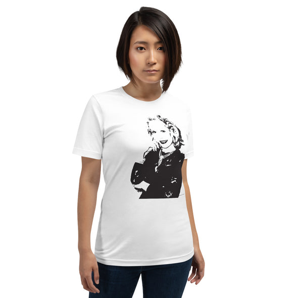 Lynn Wyatt Short-Sleeve Unisex T-Shirt