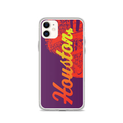 HTX Texas Cyclone iPhone Case