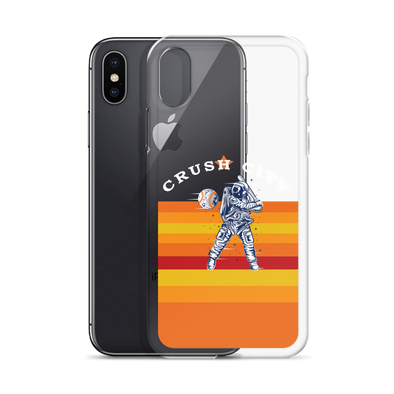 Crush City Astros iPhone X/XS Case